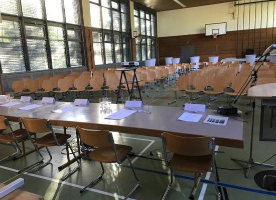 Meine erste Einwohnergemeindeversammlung- wo sind die Eltern der Kinder?